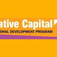 Creative Capital Professional Development Workshop