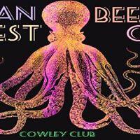 Brighton Vegan Beer and Cider Festival