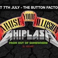 GUN EM ALL - Guns N Roses &amp Metallica tribute night