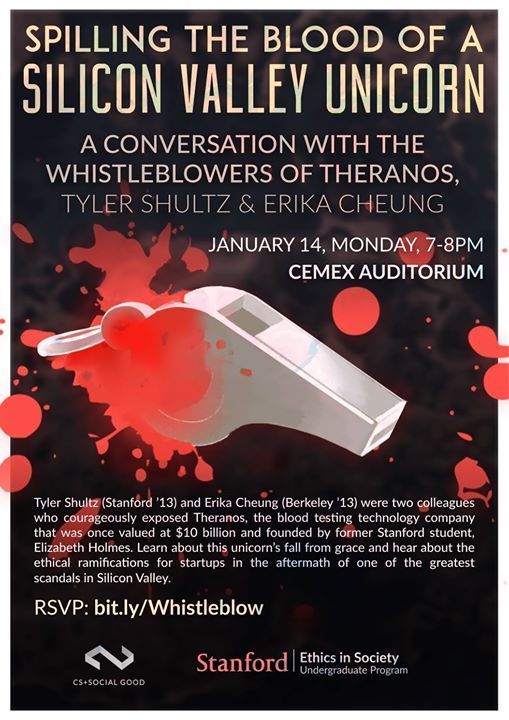 A Conversation with the Whistleblowers of Theranos at