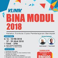 Klinik Bina Modul (KBM) 2018