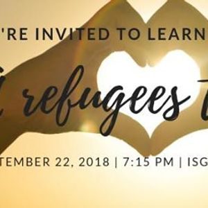 Refugee Tutor Program Informational