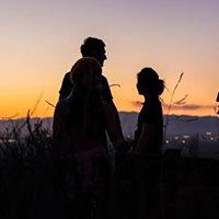 Moonlight Hike at TreePeople with Los Angeles Blue Hens