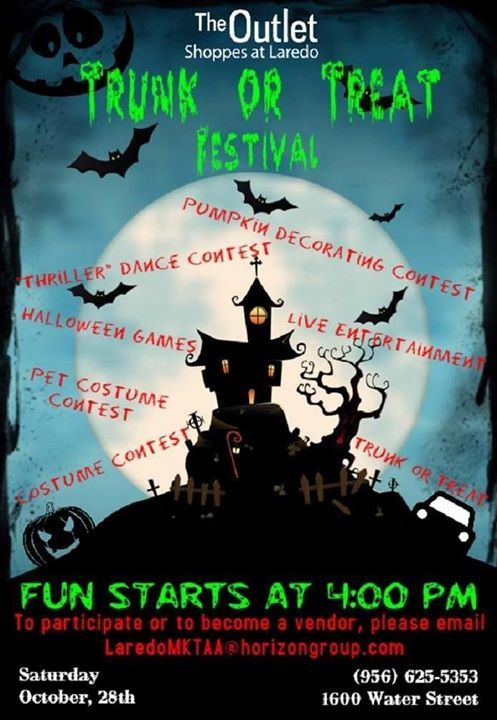 Trunk or Treat Festival