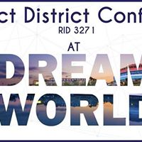 Rotaract District Conference RID 3271