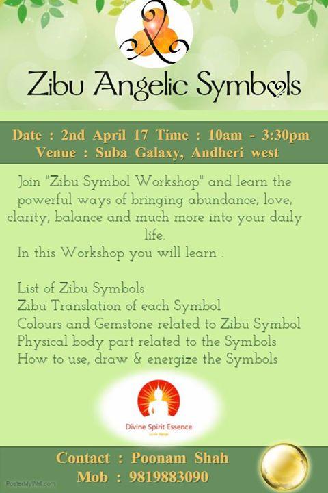 Angelic Zibu Symbols Workshop At Divine Spirit Essence Mumbai