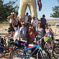 Memorial Day Ethels Beach Cruiser Bike Ride