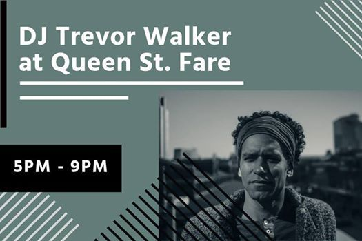 Trevor Walker at Queen St Fare