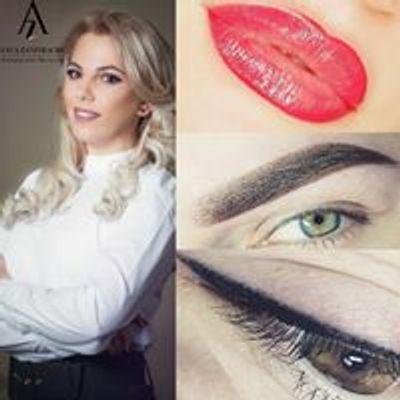 Anca Zanfirache / Dermopigmentist / Make-up Artist