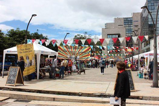 Feria NOS DAMOS GARRA
