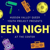 Teen Night at the Center