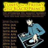 Tunes On A Friday The Black Prince