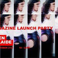 THEFINEPRINT magazine launch party