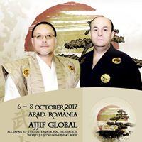 International Ju-Jitsu Kobudo and Oriental Healing Arts Seminar
