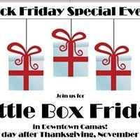 Little Big Box Friday 2017