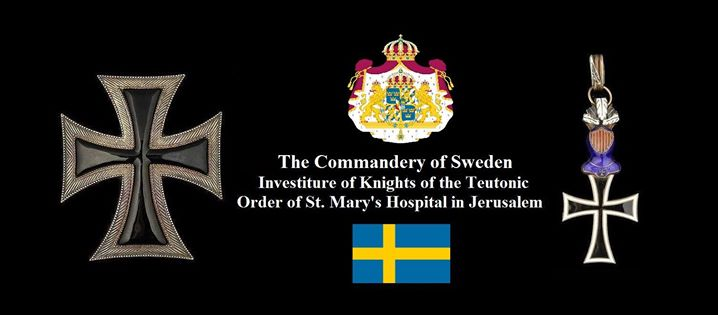 Investiture of Knights of the Teutonic Order - Sweden Stockholm
