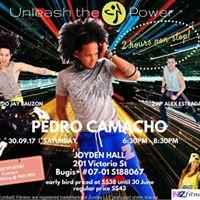 Pedro Camacho Master Class