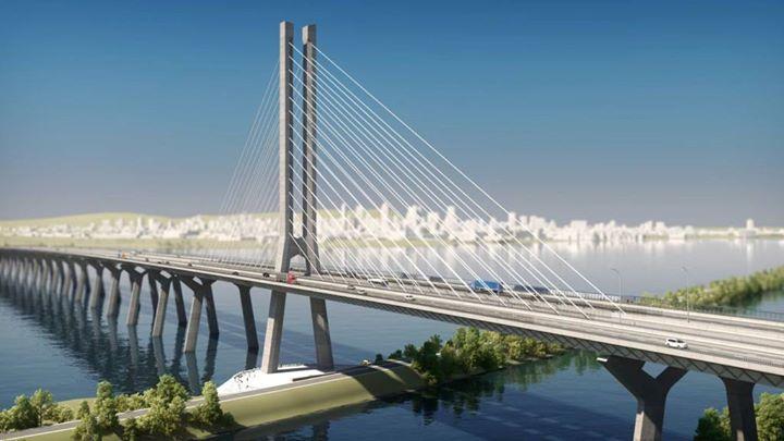 Visite de chantier - Nouveau Pont Champlain