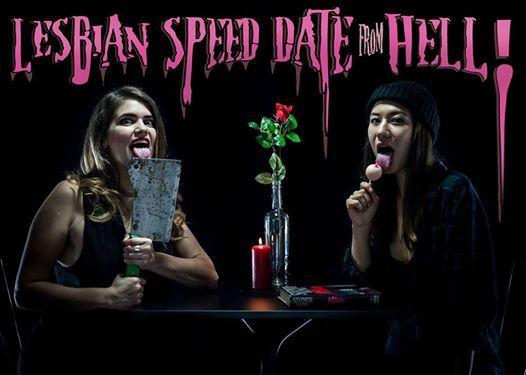 Lesbian Speed Date From Hell - Festival De La Bte Noire