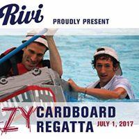 CRAZY Cardboard Regatta