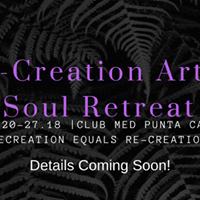 Re-Creation Art &amp Soul Retreat