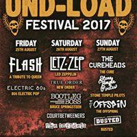 Undload Tribute Festival 2017 25 - 27th August