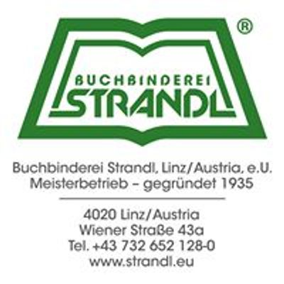 Buchbinderei Strandl, Linz/Austria, e.U.