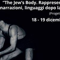 The Jews Body - seminario internazionale