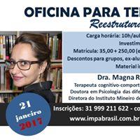 Oficina para Terapeutas - Reestruturao cognitiva