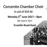 Concentio Choir at Crumlin Road Gaol