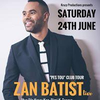 Christos Zan Batist Live in Sydney