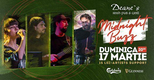 Concert Midnight Buzz in Deanes