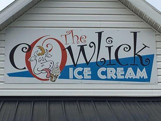 Summer Market At Cowlick Ice Cream, Watertown