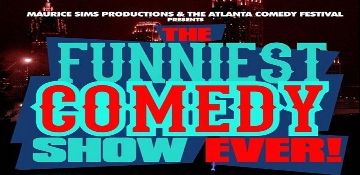 The Funniest Comedy Show Ever  B-Social