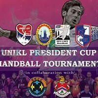 Unikl President Cup Handball Tournament