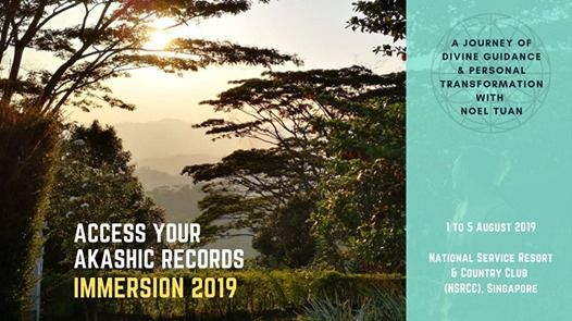 Access Your Akashic Records Immersion 2019