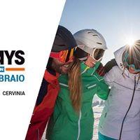 Skidays a Cervinia