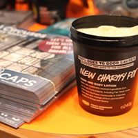 CAPS Charity Pot Party in Lush Arndale Manchester