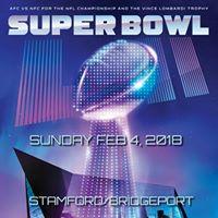 Super Bowl 52 at Mystique