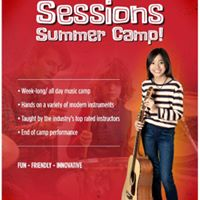 Sessions Music Summer Camp