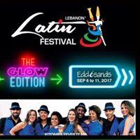 Kizomba Fever UAE is going to Lebanon Latin Festival 2017