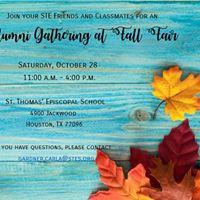Alumni Gathering at Fall Fair