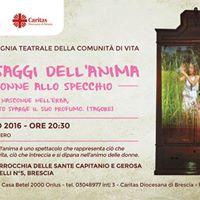 Donne allo specchio i paesaggi dellanima at teatro parrocchia delle sante capitanio e gerosa - Ragazze nude allo specchio ...