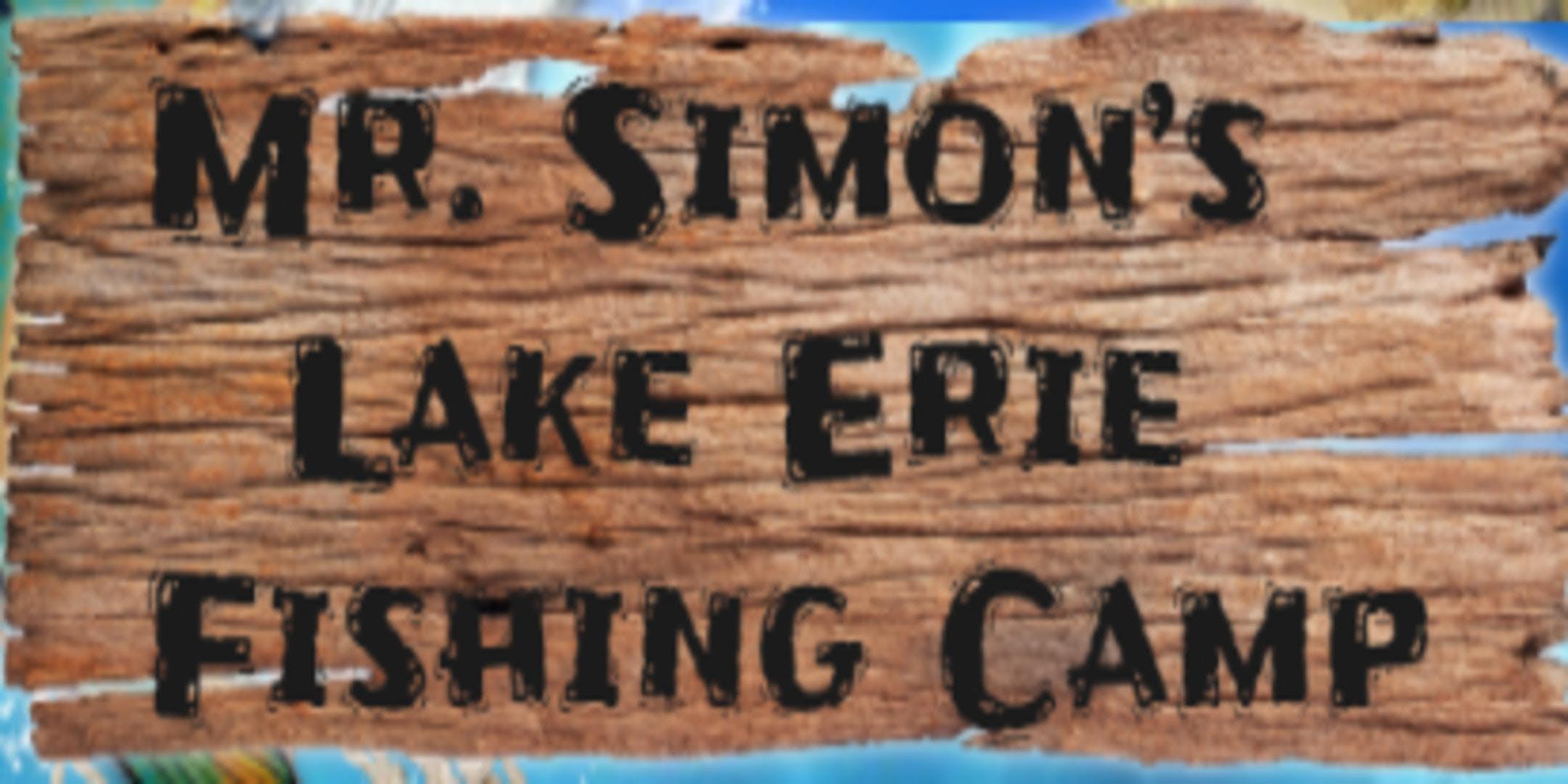 Mr. Simons Lake Erie Fishing Camp