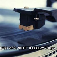 UTBC Vinyl Night Brought to you by The Record Score