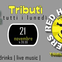 Luned 21RedHotChiliPeppers Tribute FunkyMonks BorghettoEuropa