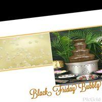 Black Friday Bubbly