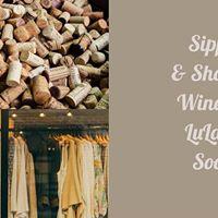 Sippin &amp Shoppin Wine and LuLaRoe Social