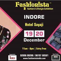 Mega Fashionista Fashion &amp Lifestyle Exhibition - Indore