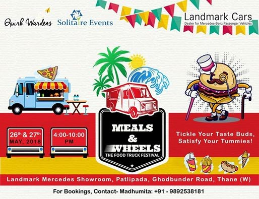 Meals & Wheels - The Food Truck Festival